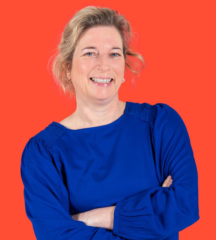 Cindy Boekelder - Care to work